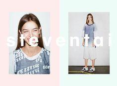  Steven Tai   Womanswear SS15   London   on Behance
