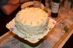 Best carrot cake ever, how to frost!