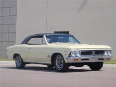 This Canadian built 1966 Beaumont Sport Deluxe is based on the Chevelle Super Sport