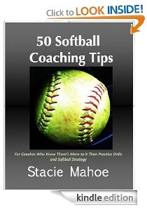 Fastpitch Softball Coaching Cheat Sheet: 50 Common Situations to Practice | StacieMahoe.com