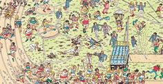 Where's Wally? | Waar is Wally | Pinterest | Photos