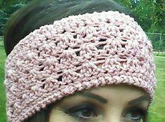 Amazing Grace Headband-Free Pattern