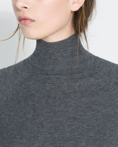 Image 5 of EXTRA-FINE SWEATER from Zara