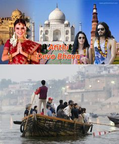 let's find out the reasons to #visit #India