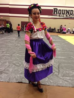 Hidalgo Folklorico Dancer