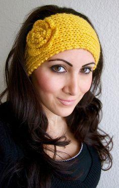 Flor Hairband Mulheres Malha Headwrap Tricô Crochê Headband Da Orelha Quente para As Mulheres Meninas acessórios para o cabelo Headwear HO852469 em Acessórios Para o cabelo de Das mulheres Roupas & Acessórios no AliExpress.com | Alibaba Group