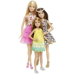 Barbie™ & Her Sisters in The Great Puppy Adventure Sisters Gift Set - Shop.Mattel.com