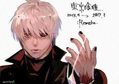 https://touch.pixiv.net/member_illust.php?mode=medium&illust_id=62039604 Tokyo Ghoul  Kaneki Ken