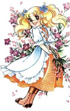 ) es un manga creado por la escritora Kyōko Mizuki , uno de los seudónimos de Keiko N. Candy Images, Candy Pictures, Old Anime, Manga Anime, History Of Manga, Candy Lady, Dulce Candy, Japanese Cartoon, Kawaii