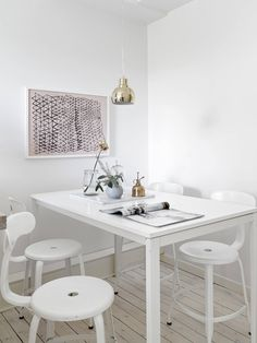 Ikea 'Melltorp' dining table