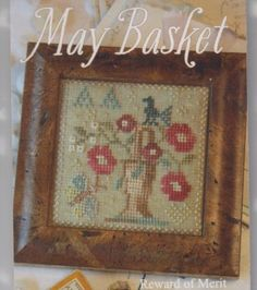 May Basket - Blackbird Designs love, love, love their designs!