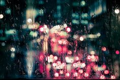 Rain! :)