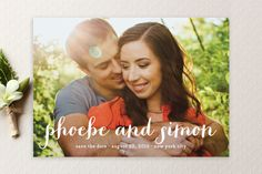Prescott Save The Date Cards by roxy   Minted