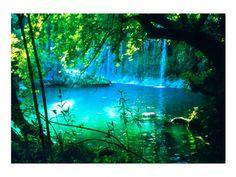 Kursunlu Waterfalls (Antalya, Turkey) 91401
