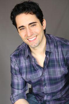 John Lloyd Young | English-Welsh-German-Italian-American actor