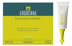 The Endocare Concentrate is the new name for the Endocare Ampoules. New name, new packaging but same great product inside!