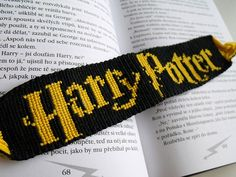 Harry Potter bracelet by letax.deviantart.com on @deviantART
