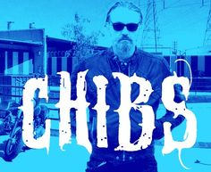 Chibs // Tommy Flanagan // Sons Of Anarchy