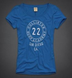 Camiseta Hollister HO256