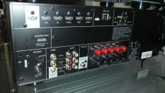 YAMAHA HTR-4066 a PIONEER VSX-528