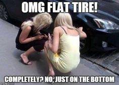 The world of Humor added a new photo. Blonde Memes, Dumb Blonde Jokes, Blonde Humor, Funny Car Quotes, Funny Jokes, Hilarious, Car Jokes, Car Humor, Truck Memes