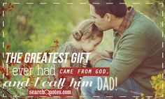 My Blessed Life: Dear Dad :(