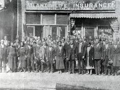 The #Atlanta Life Insurance company was founded on September 21, 1905. The company is the largest #Black-owned stockholder insurance company in America. The company was founded by prominent businessman #Alonzo Herndon. Herndon wanted to provide a solution to the problem that so many Black Americans