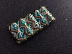 JH jewelry brooch Jh Logo, Polymer Clay, Bronze, Stuff To Buy, Accessories, Jewelry, Jewlery, Bijoux, Schmuck