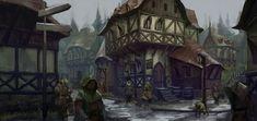 dangerous fantasy city - Google Search