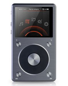 Best Hi-Res Audio Players - FiiO X5 2nd Generation
