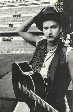 U2 en España: recordando el primer concierto de la banda en Madrid, Estadio Santiago Bernabeu