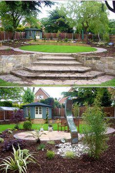 Garden Design by Suburban Spaces Birmingham ideas para el jardin