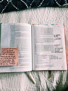 Bible Study Notebook, Bible Study Journal, Bible Notes, Bible Verses, Scripture Study, Vsco, Bibel Journal, Bible Doodling, Christian Motivation
