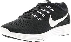 new concept 874ed 36481 Womens Nike LunarTempo 2 Running Shoe BlackWhiteAnthracite Size 65 M US     More  info could be found at the image url.