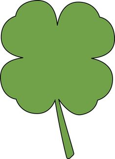 Imgs For > Clovers Clipart