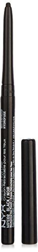 NYX Professional Makeup Mechanical Eye Pencil Black >>> Click image for more details. (This is an affiliate link) Bronzer, Concealer, Black Eyeliner Pencil, We Make Up, Ab Workouts, False Lashes, All About Eyes, Professional Makeup, Nyx
