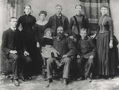 William Spicer family