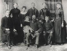 William Spicer family