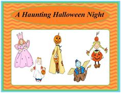 Loving2Read.com … A Halloween book a day will keep the cobwebs away!  (A Haunting Halloween Night)