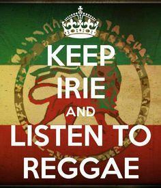 Keep Irie and listen to #Reggae.  #HolidayInnResortJamaica #Jamaica.