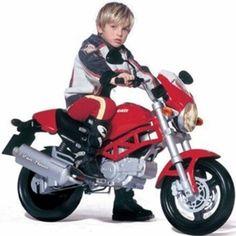Peg Perego Ducati Monster Motorcycle