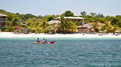 West bay Roatan - Vaše dovolená u moře v Karibiku. Roatan, Honduras, Caribbean