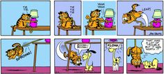 Garfield & Friends | The Garfield Daily Comic Strip for March 04th, 1979