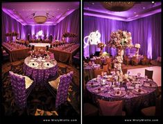 Disney wedding reception at Walt Disney World. Love the long tables instead of rounds for guests