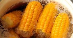 Konečne viem, ako variť kukuricu, aby bola dokonale chutná a mäkká: Musím sa podeliť o tento starý RECEPT! Bon Appetit, Vegetables, Food, Wands, Essen, Vegetable Recipes, Meals, Yemek, Veggies