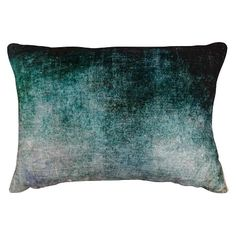Ombre Throw Pillow - Blue & Green - Threshold™ : Target
