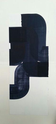 Oil on found plywood. Joseph Connolly.