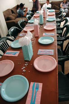 Gender Reveal Party: Great Ideas!!!!
