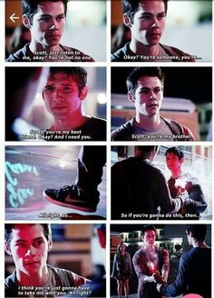 i cried so much during this scene