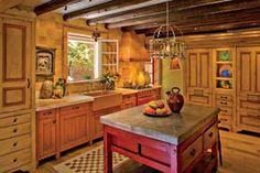 Southwest kitchen to die for!